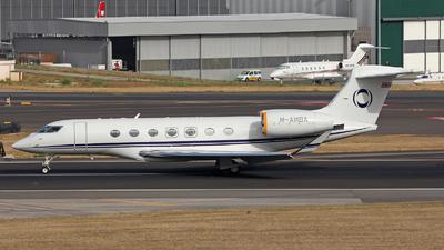 M-AMBA - Gulfstream G600 - Private