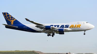 N415MC - Boeing 747-47UF(SCD) - Atlas Air