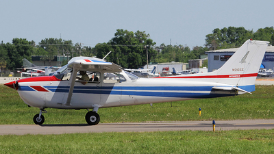 N2165E - Cessna 172N Skyhawk - Private