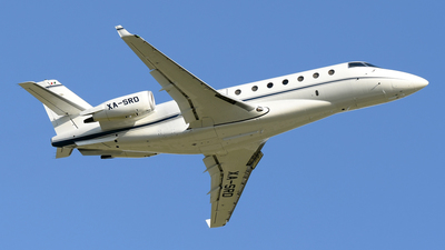 A picture of XASRD - Gulfstream G200 Galaxy - [234] - © DJ Reed - OPShots Photo Team