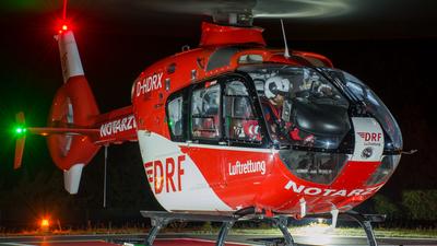 D-HDRX - Eurocopter EC 135P2+ - DRF Luftrettung