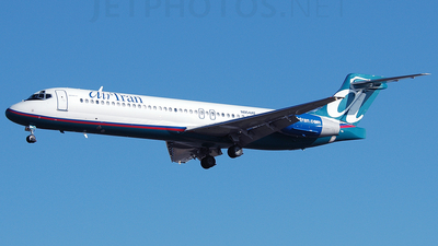 N954AT - Boeing 717-2BD - airTran Airways
