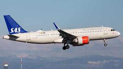 A picture of SEROE - Airbus A320251N - SAS - © Markus Altmann