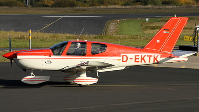 D-EKTK - Socata TB-10 Tobago - Private
