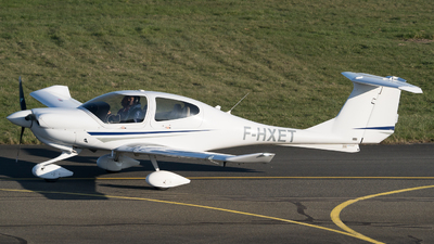 A picture of FHXET - Diamond DA40 Diamond Star - [40.807] - © Olivier Landes