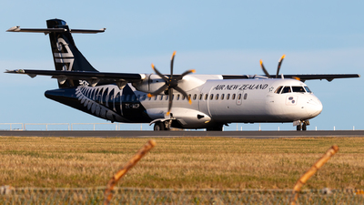 A picture of ZKMCP - ATR 72500 - [0630] - © JacksonAviation