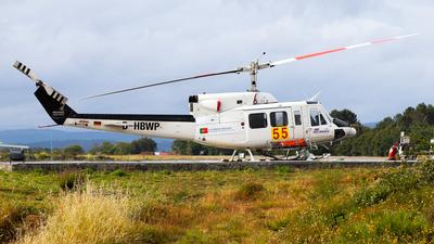 D-HBWP - Bell 212 - Agrarflug Helilift