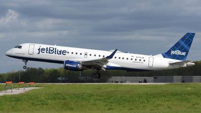 N274JB - Embraer 190-100IGW - jetBlue Airways