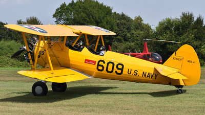 N75631 - Boeing A75N1 Stearman - Private