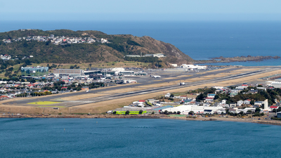 NZWN - Airport - Airport Overview