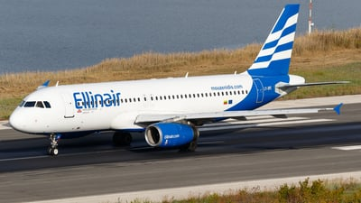 LY-SPC - Airbus A320-231 - Ellinair (Grand Cru Airlines)