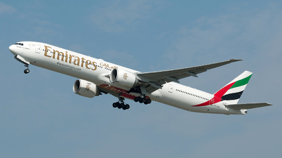 A6-EPH - Boeing 777-31HER - Emirates