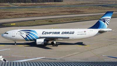 SU-GAS - Airbus A300B4-622R(F) - EgyptAir Cargo