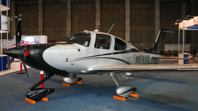 N974KS - Cirrus SR22T - Cirrus Design Corporation