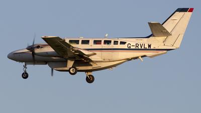 G-RVLW - Reims-Cessna F406 Caravan II - RVL Aviation