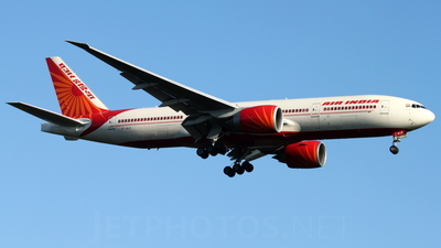 VT-ALD - Boeing 777-237LR - Air India