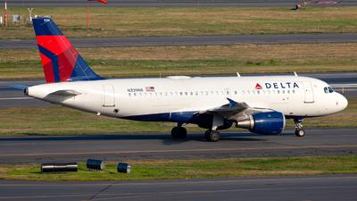A picture of N339NB - Airbus A319114 - Delta Air Lines - © OCFLT_OMGcat