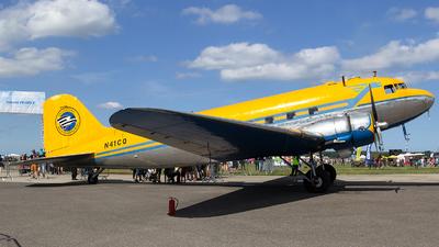 N41CQ - Douglas C-47B Skytrain - Private