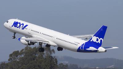 F-GTAS - Airbus A321-211 - Joon