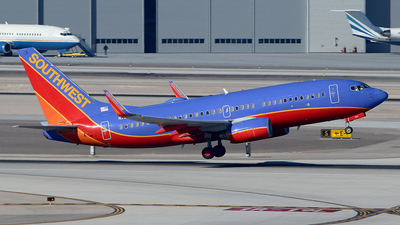 N720WN - Boeing 737-7H4 - Southwest Airlines