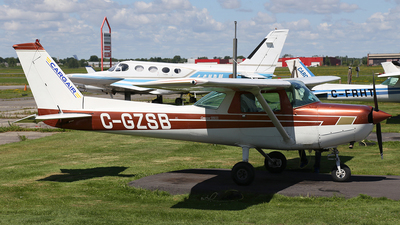 A picture of CGZSB - Cessna 152 - [15280550] - © AviaStar Photography