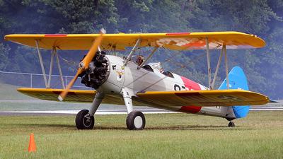 A picture of N68972 - BoeingStearman Model 75 - [755066] - © Dave Lu