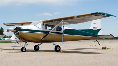 N6041B - Cessna 182A Skylane - Private