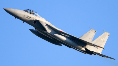 22-8805 - McDonnell Douglas F-15J Eagle - Japan - Air Self Defence Force (JASDF)