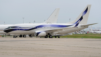 N111VM - Boeing 737-7GV(BBJ) - International JetClub