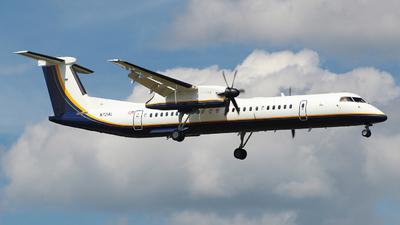 A picture of N721AL - De Havilland Canada Dash 8400 -  - © wangruoyao