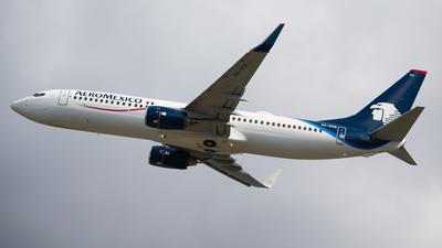 XA-OCB - Boeing 737-8JP - Aeromexico