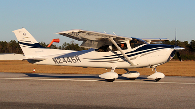 N2445R - Cessna 182T Skylane - Private