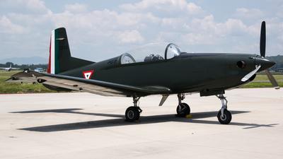 6546 - Pilatus PC-7 - Mexico - Air Force