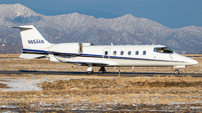 N654AN - Bombardier Learjet 60 - Private
