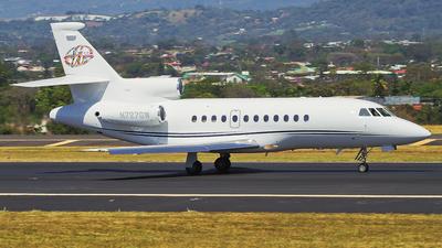 N727GW - Dassault Falcon 900 - Private
