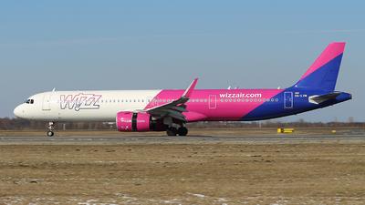 A picture of HALVM - Airbus A321271NX - Wizz Air - © Calin Horia Lupu