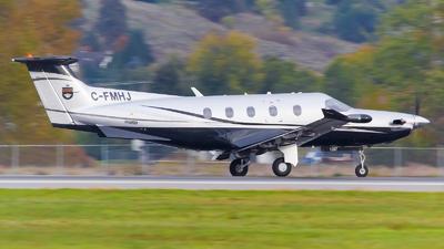 C-FMHJ - Pilatus PC-12/47E - Private