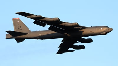 60-0021 - Boeing B-52H Stratofortress - United States - US Air Force (USAF)