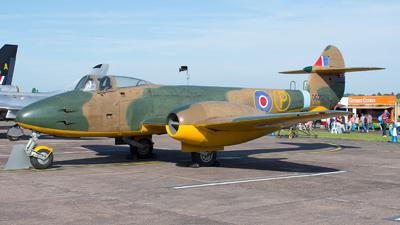 DG202 - Gloster Meteor FR.9 - United Kingdom - Royal Air Force (RAF)