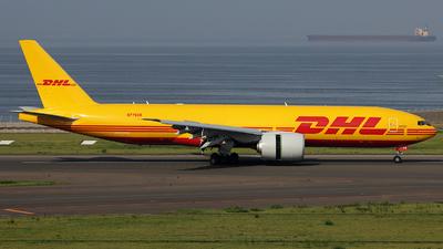 A picture of N776CK - Boeing 777F - DHL - © Shotaro Shimizu