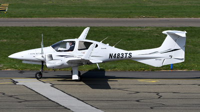 N483TS - Diamond DA-42 Twin Star - Private