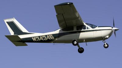 A picture of N34346 - Cessna 177B Cardinal - [17701774] - © Connor Ochs