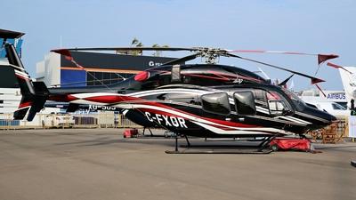 C-FXQR - Bell 429 Global Ranger - Bell Helicopter Textron