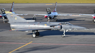FAC3057 - IAI Kfir C10 - Colombia - Air Force