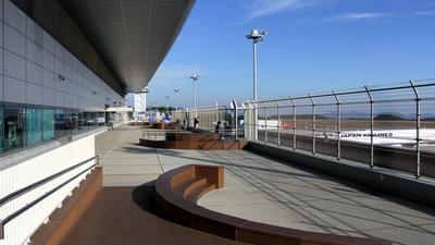 RJOA - Airport - Spotting Location