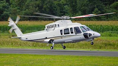 N926CF - Sikorsky S-76C - Private