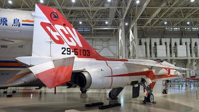 29-5103 - Mitsubishi T-2 - Japan - Air Self Defence Force (JASDF)