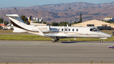 N40PD - Bombardier Learjet 40 - Private