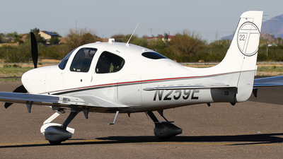 N259E - Cirrus SR22T - Private