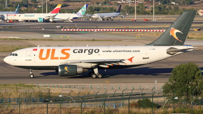 A picture of TCSGM - Airbus A310308(F) - ULS Airlines Cargo - © Guille Gª del Alamo
